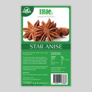 Star Anise IBK's Kitchen Star Anise