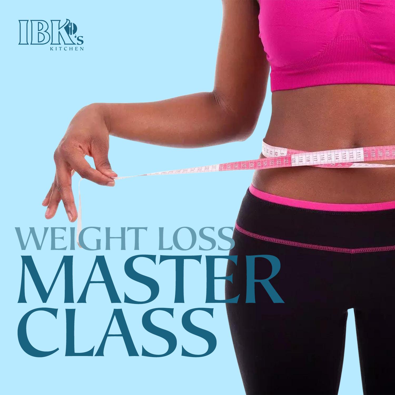 Weight Loss-Masterclass-IBK's-Kitchen-Essex-Nutrition